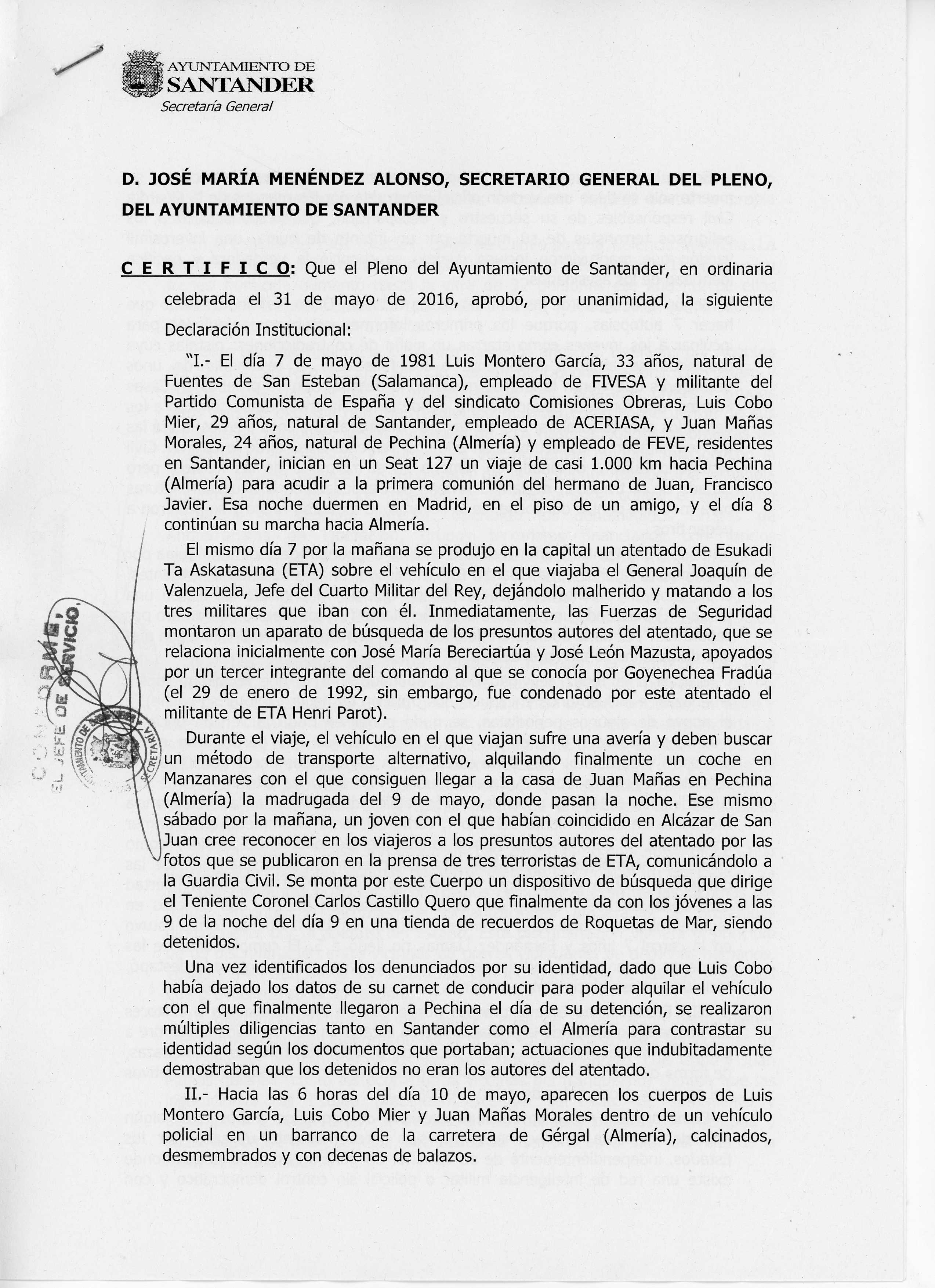 Declaracion institucional001